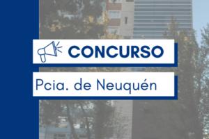 CONCURSO NEUQUÉN