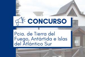 CONCURSO TIERRA DEL FUEGO