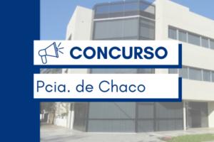 Concurso Chaco